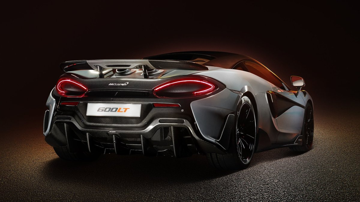 The Reviews Are In: The McLaren 600LT